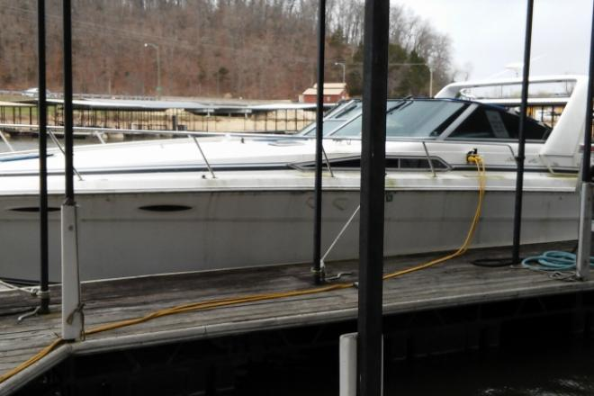 1991 Sea Ray 35' Express Cruiser - For Sale at Gravois Mills, MO 65037 - ID 94196