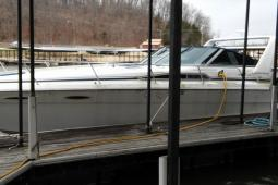 1991 Sea Ray 35' Express Cruiser