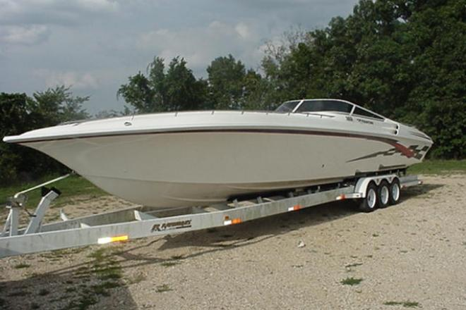 2002 Fountain 47 Lightning - For Sale at Gravois Mills, MO 65037 - ID 94278