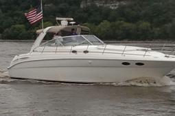 2001 Sea Ray 380 DA
