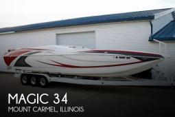 2012 Magic Scepter 34 MCOB