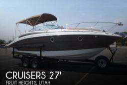 2014 Cruisers Sport Series 275 Express