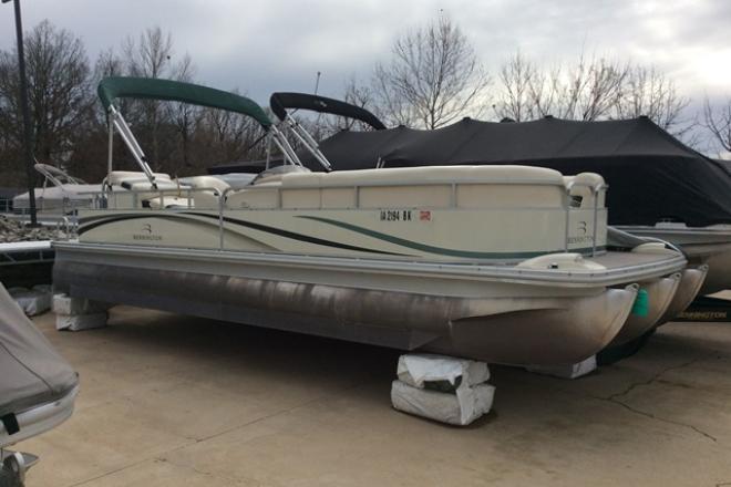 2005 Bennington 2550RL - For Sale at Osage Beach, MO 65065 - ID 95265
