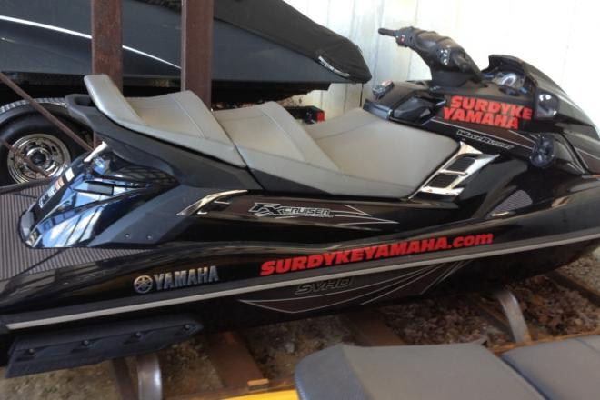 2014 Yamaha FX Cruiser® SVHO™ - For Sale at Osage Beach, MO 65065 - ID 95288