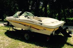 2003 Sea Ray 176 SRX