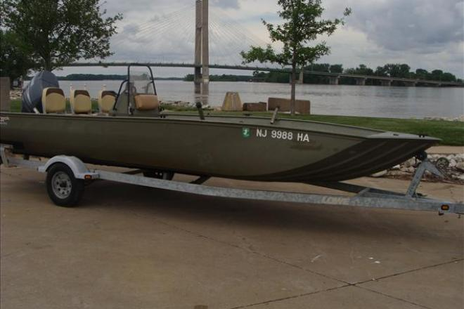 2008 lowe r2070vtc 20 foot 2008 lowe fishing boat in for Used fishing boats for sale in iowa