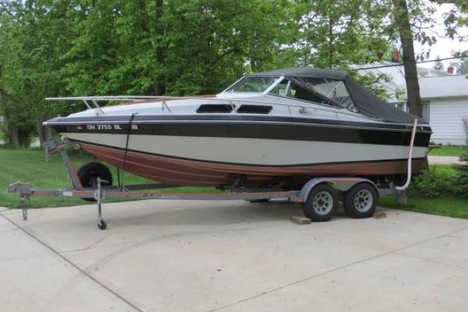 Used 1988 Celebrity Crownline For Sale