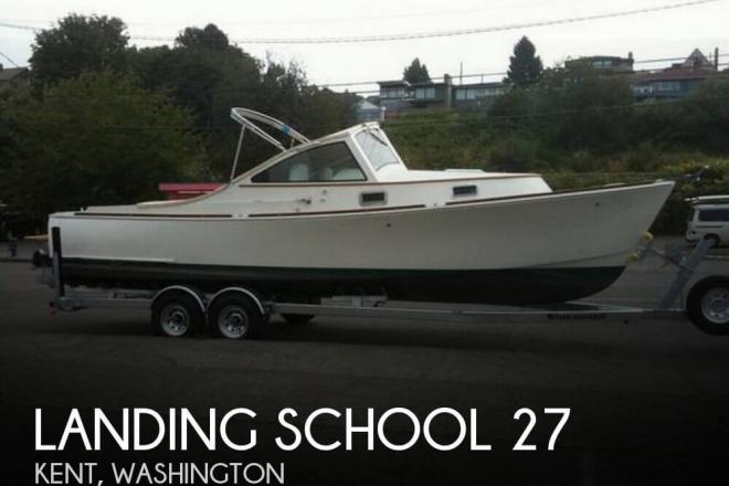 2007 Landing School 27 27 Foot 2007 Motor Boat In Kent