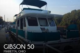1996 Gibson 50 x 14 5000 Series Cabin Yachts