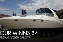 2006 Four Winns 358 vista