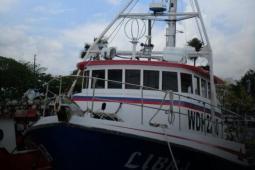 1975 Delta 50 Commercial Fishing Boat