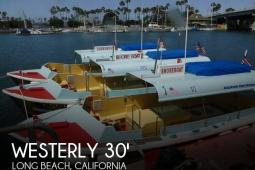1989 Westerly Marine Custom 30' Water Taxi