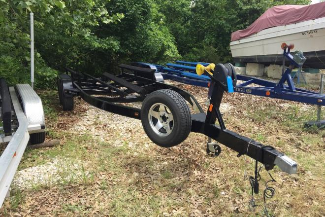 2008 Boat Mate 26 Ft Boat Trailer - For Sale at Osage Beach, MO 65065 - ID 97010