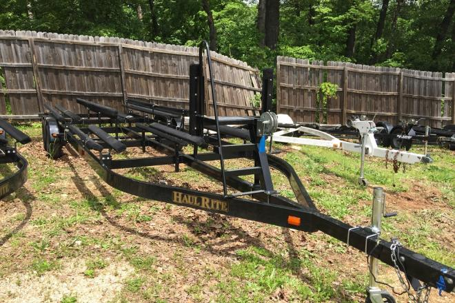 2014 Haul Rite 26 Ft Tri Toon - For Sale at Osage Beach, MO 65065 - ID 97012