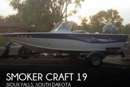 2008 Smoker Craft 192 Ultima