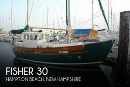 1979 Fisher 30 MS