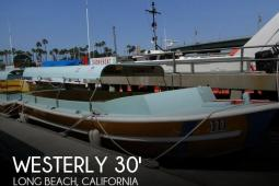 1988 Westerly Marine Custom 30' Water Taxi