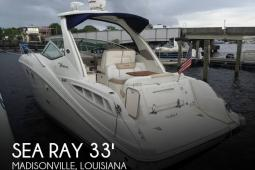 2008 Sea Ray 31 Sundancer