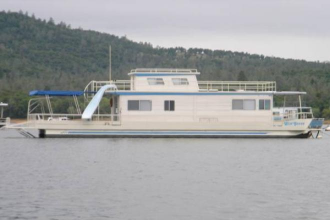 1985 Other Houseboat 69 Foot 1985 House Boat In Oroville
