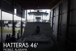 1977 Hatteras 46 Convertible