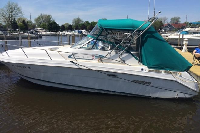 1994 Rinker 280 FIESTA VEE - For Sale at Bay City, MI 48706 - ID 98082