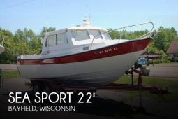 1996 Sea Sport COHO 2200
