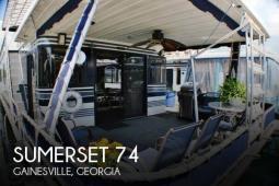 1993 Sumerset Houseboats 16 x 74