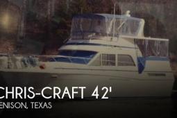 1985 Chris Craft Catalina 426