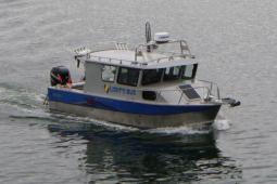 2011 Hewescraft Pacific Cruiser