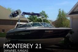 2010 Monterey 214 FS