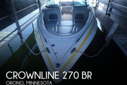 2005 Crownline 270 BR