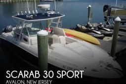 2008 Scarab 30 Sport