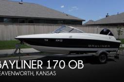 2012 Bayliner 170 OB