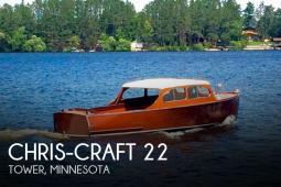 1941 Chris Craft 122