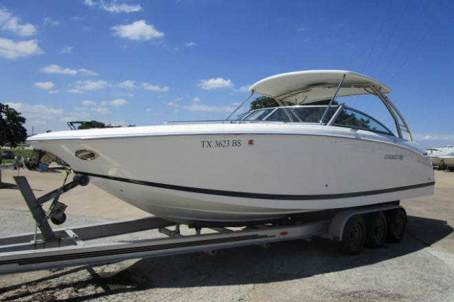2012 Cobalt 296 - For Sale at Lewisville, TX 75077 - ID 99638