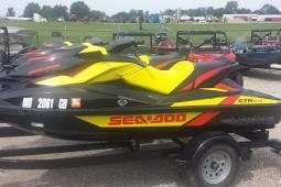 2015 Sea Doo GTR 215
