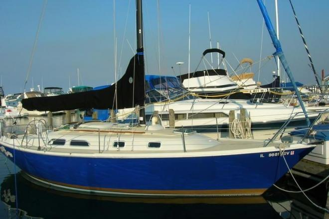 1987 Ericson MK II - For Sale at Chicago, IL 60601 - ID 99856
