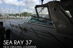 1998 Sea Ray 37