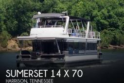 1994 Sumerset Houseboats 14 x 70