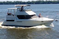 1996 Carver 355