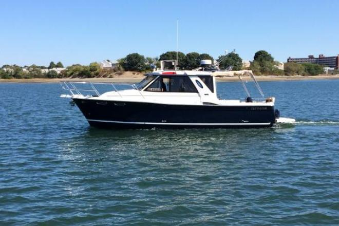 2013 cutwater c28 28 foot 2013 fishing boat in greenport for Fishing boats ny