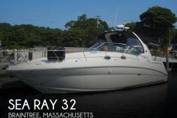 2003 Sea Ray 32