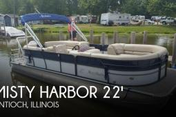 2016 Misty Harbor 2285 CU Biscayne Bay