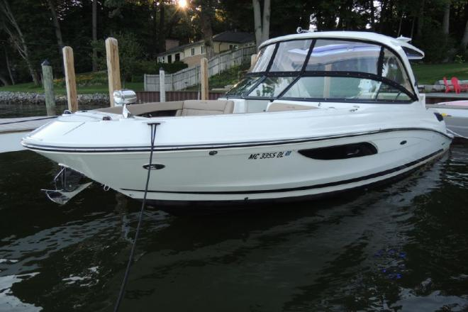 2016 Sea Ray 350 SLX - For Sale at Spring Lake, MI 49456 - ID 100964