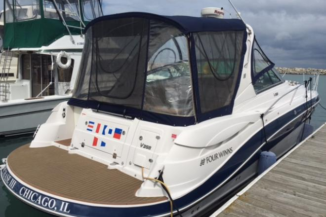 2009 Four Winns 358 VISTA - For Sale at Winthrop Harbor, IL 60096 - ID 101910