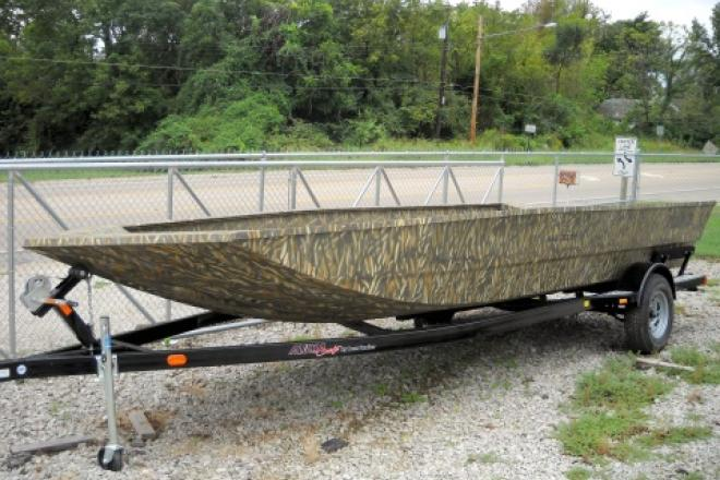 2016 Alumacraft MV2072AW - For Sale at Belleville, IL 62220 - ID 102760