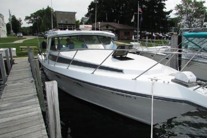 1991 sportcraft 360 pesca 36 foot 1991 fishing boat in for Used fishing boats for sale in michigan