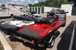 2015 Yamaha PAIR Wave Runners FZS and VXR
