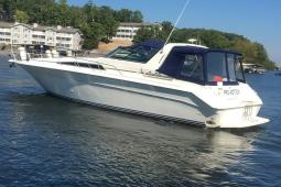1991 Sea Ray 440 Sundancer