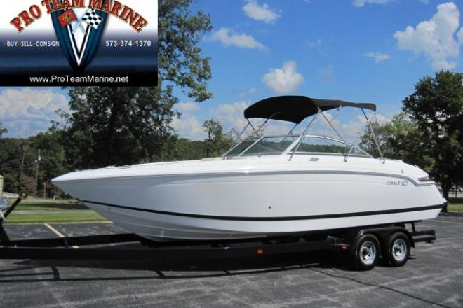 2009 Cobalt 276 Bowrider - For Sale at Lake of the Ozarks, MO 65079 - ID 83606